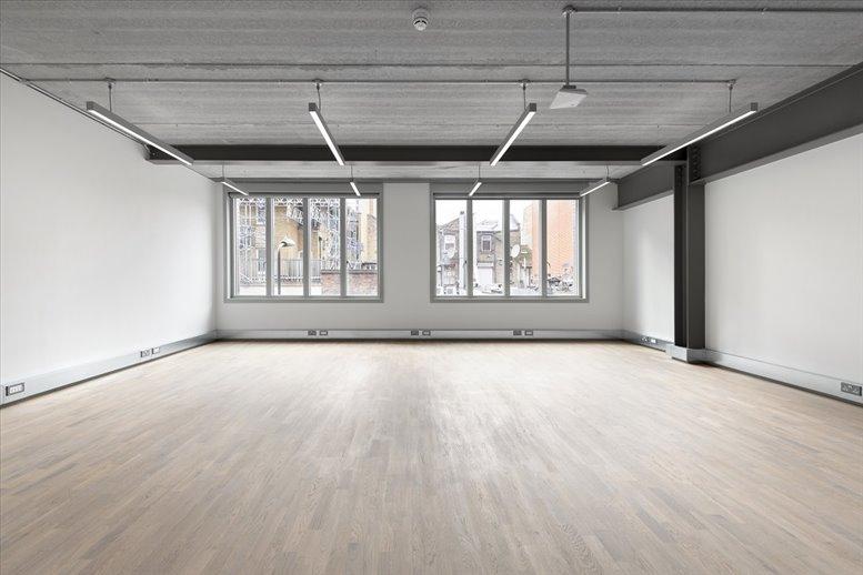 Rent Hoxton Office Space on Brickfields, 37 Cremer Street, Hackney