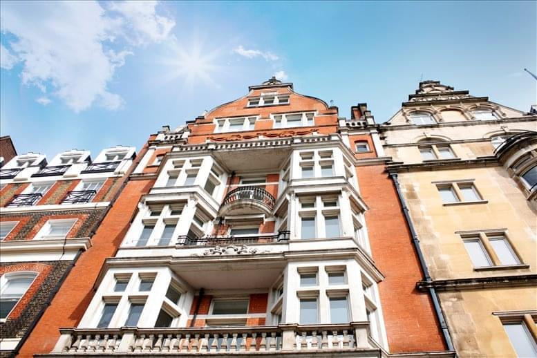 15 Hanover Square, London Office Space Mayfair