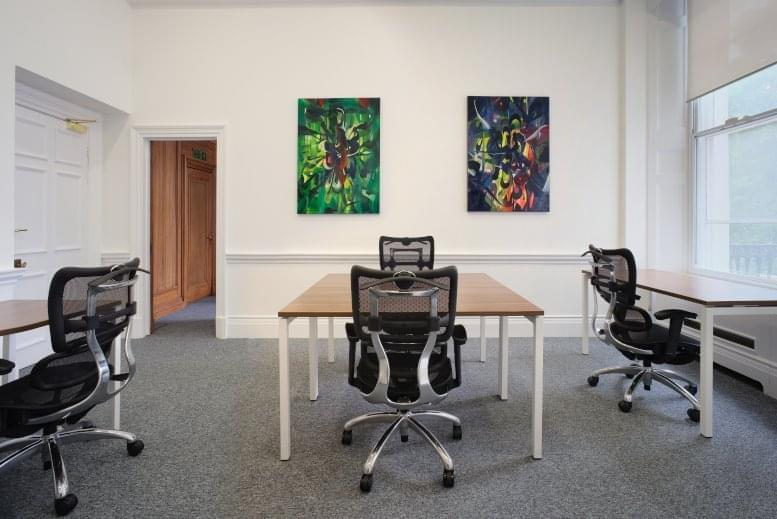 Picture of 16 Hanover Square, West End Office Space for available in Oxford Street