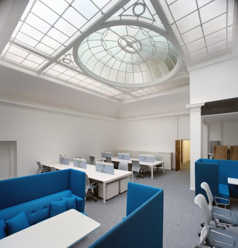 Office for Rent on 16 Hanover Square, West End Oxford Street