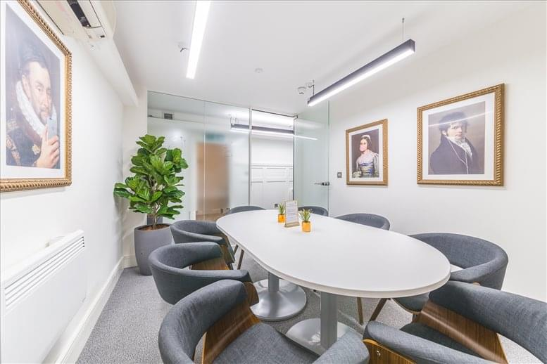 Picture of 14-17 Red Lion Square, London Office Space for available in Holborn