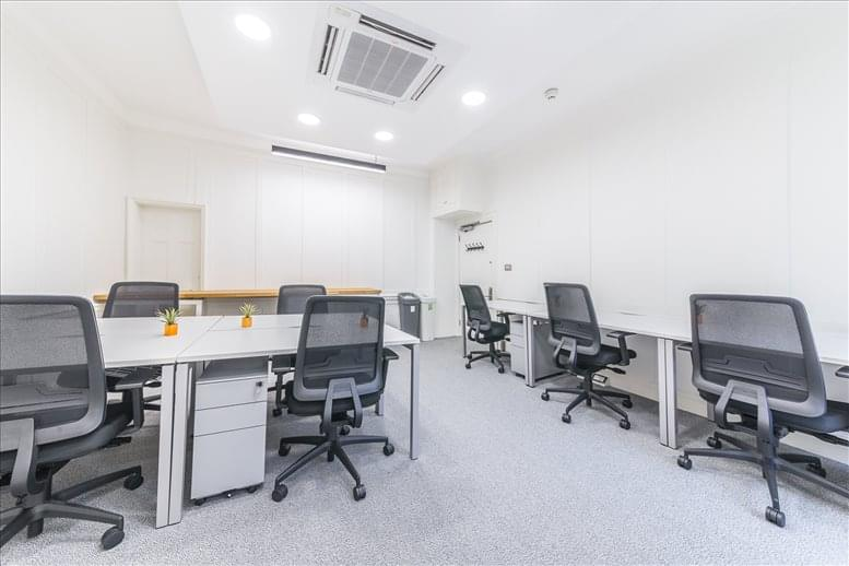 14-17 Red Lion Square, London Office Space Holborn