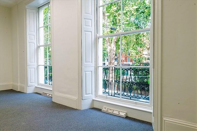 14-17 Red Lion Square, London Office for Rent Holborn