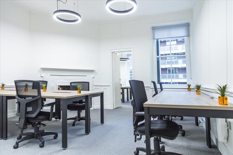 Image of Offices available in Holborn: 14-17 Red Lion Square, London