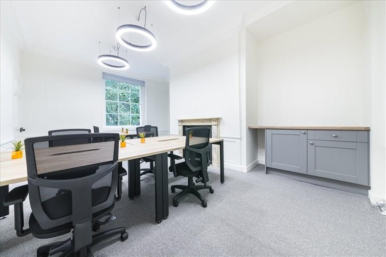 Holborn Office Space for Rent on 14-17 Red Lion Square, London
