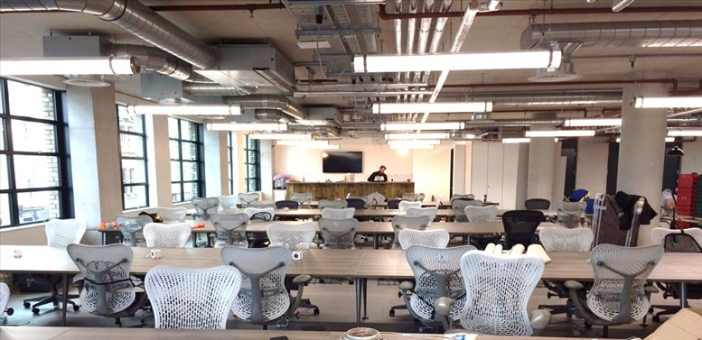 Photo of Office Space on 2 Old Street Yard, Tech City Old Street