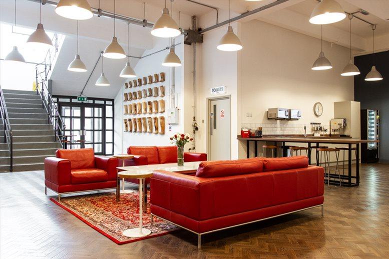 Photo of Office Space on Thames Enterprise Centre, Thames Industrial Park, Building 13, Princess Margaret Rd, Essex - RM18
