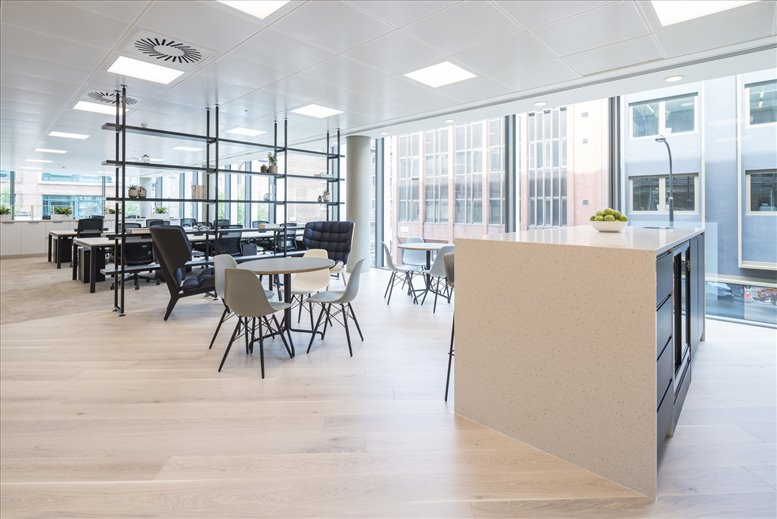 90 Whitfield Street, West End Office Space Fitzrovia