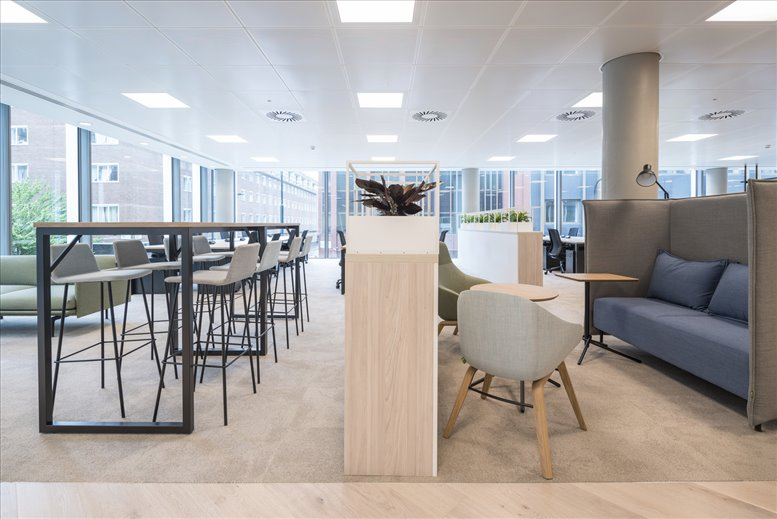90 Whitfield Street, West End Office for Rent Fitzrovia
