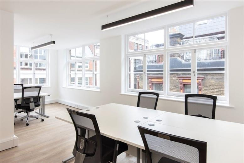 Photo of Office Space on 9-11 Broadwick Street Soho