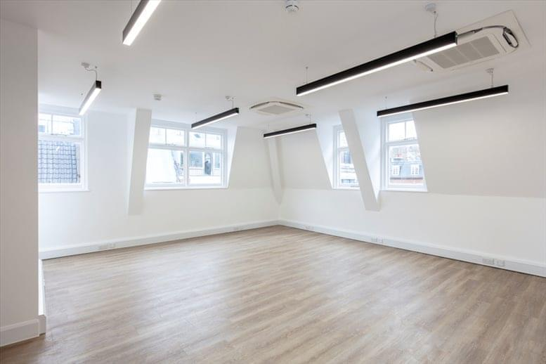 9-11 Broadwick Street Office for Rent Soho