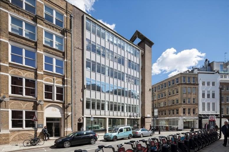 57a Hatton Gardens available for companies in Farringdon