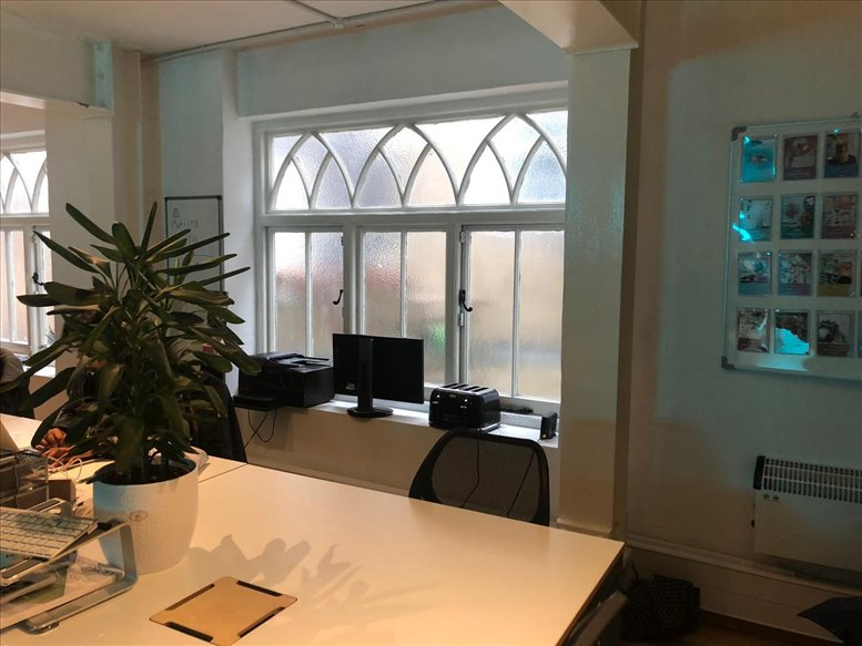 Picture of 68A Neal Street, London Office Space for available in Covent Garden
