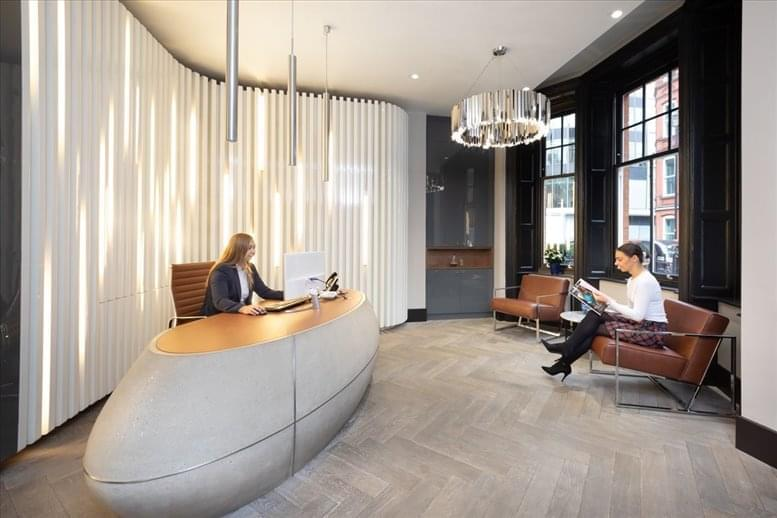 Image of Offices available in Marble Arch: 111 Park Street