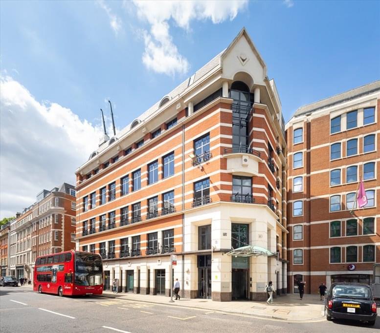 1 Giltspur Street, London Office Space Farringdon