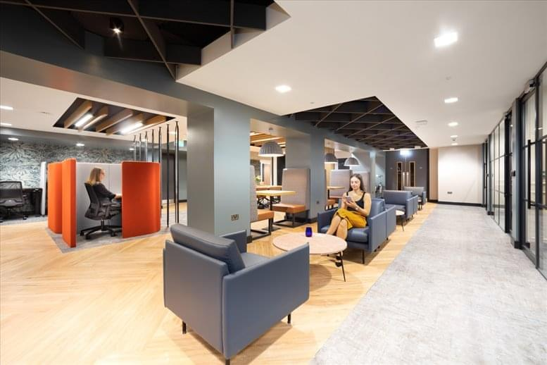 Picture of 1 Giltspur Street, London Office Space for available in Farringdon