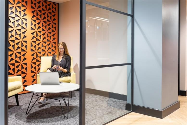 Farringdon Office Space for Rent on 1 Giltspur Street, London