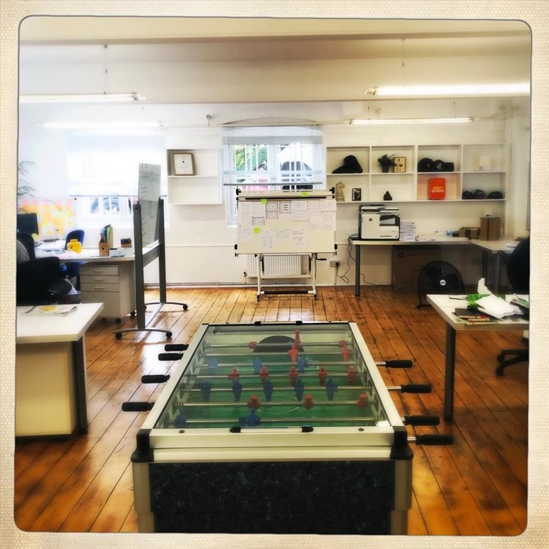 Photo of Office Space on The Warehouse, 12 Ravensbury Terrace Earlsfield