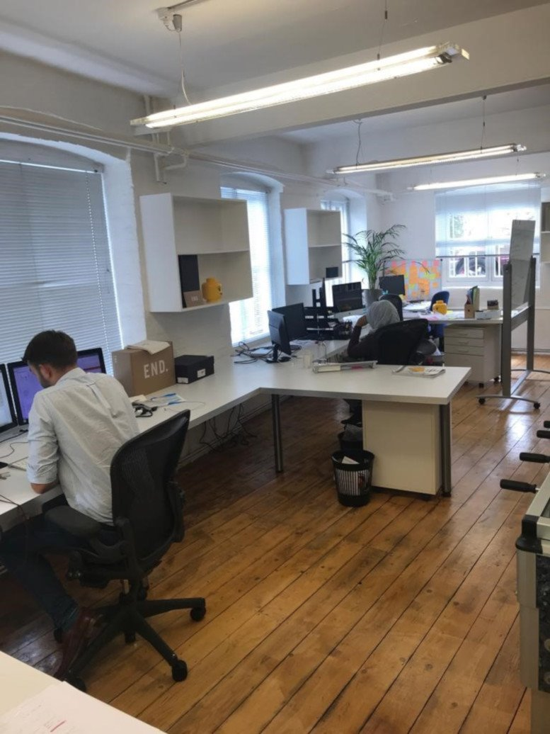 The Warehouse, 12 Ravensbury Terrace Office for Rent Earlsfield