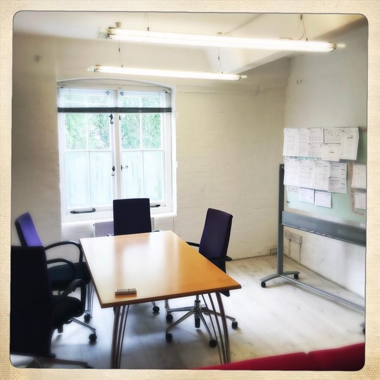 Image of Offices available in Earlsfield: The Warehouse, 12 Ravensbury Terrace