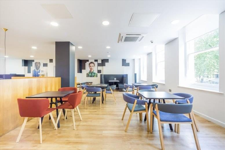 Photo of Office Space on 15 Alfred Place, London Bloomsbury