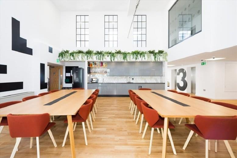 15 Alfred Place, London Office for Rent Bloomsbury