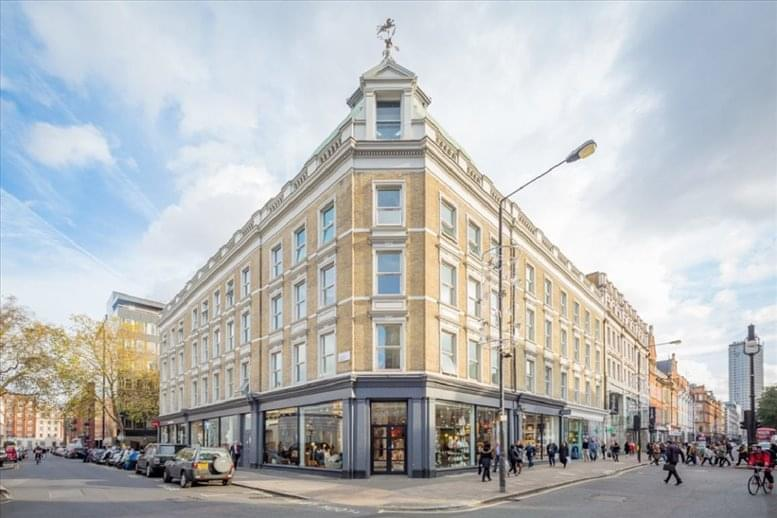 Office for Rent on 15 Alfred Place, London Bloomsbury