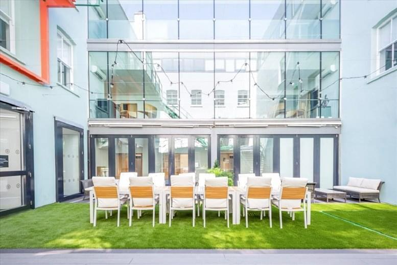 Image of Offices available in Bloomsbury: 15 Alfred Place, Fitzrovia
