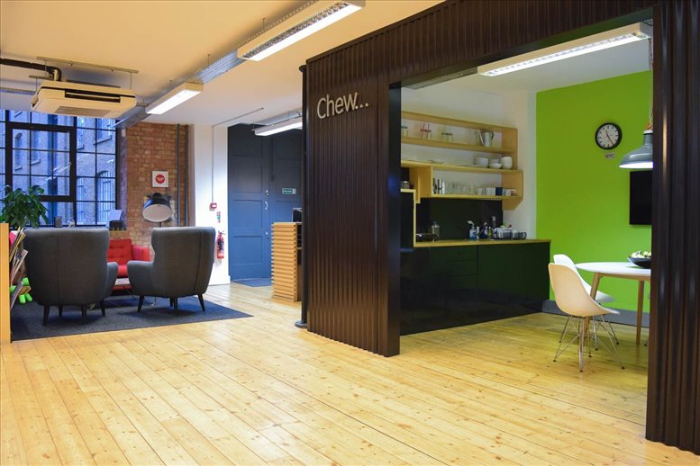 Photo of Office Space on 74 Backchurch Lane Whitechapel