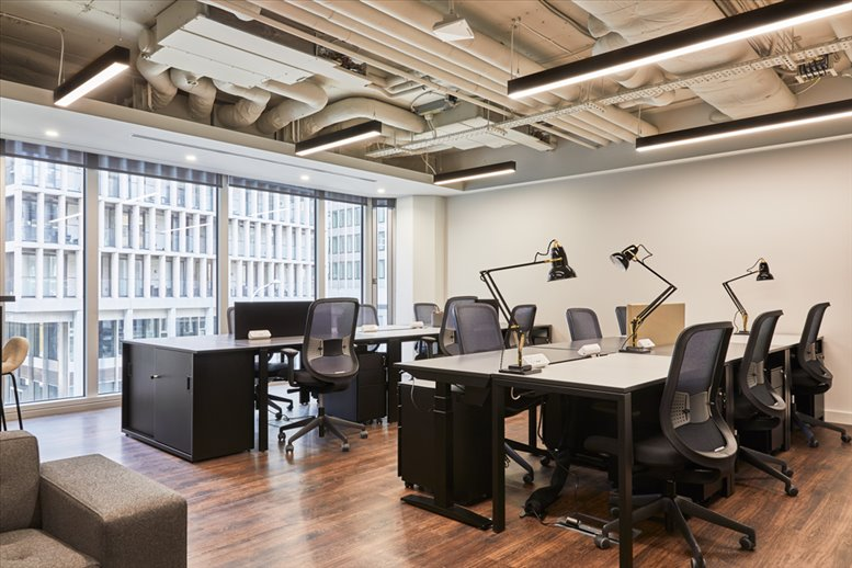Office for Rent on MYO, 123 Victoria Street, London Westminster