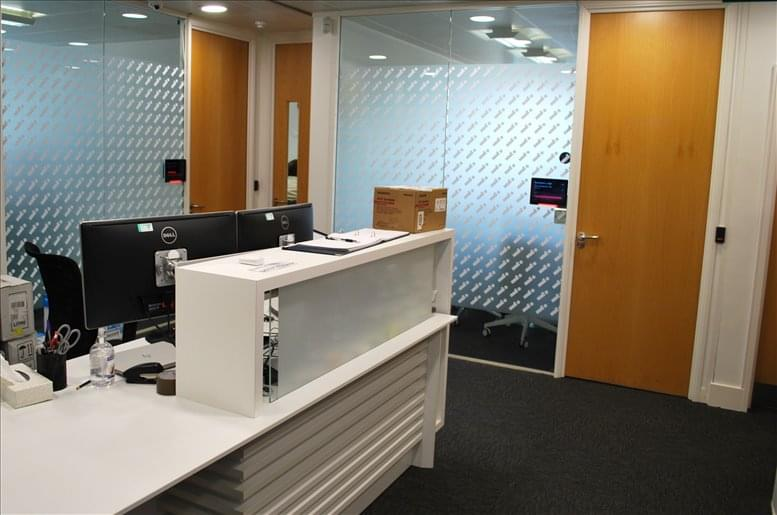 18 Mansell Street Office Space Aldgate
