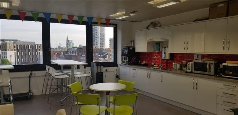 18 Mansell Street Office for Rent Aldgate