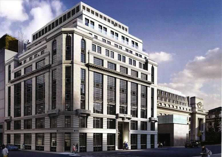 Walsingham House, 35 Seething Lane, City of London Office Space The City