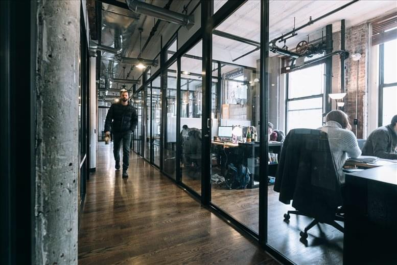 Office for Rent on The Deck, 13 Meard Street Soho