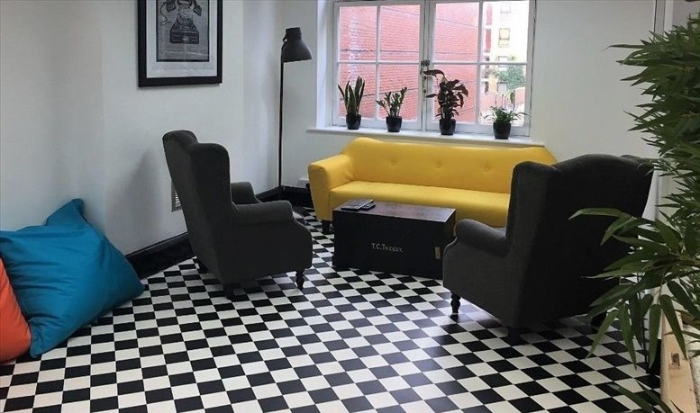 9 Great Newport Street Office Space Covent Garden
