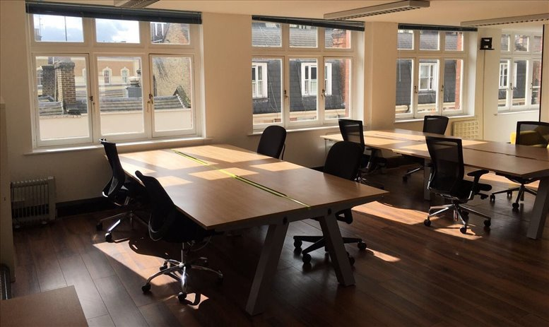 Office for Rent on 9 Great Newport Street Covent Garden