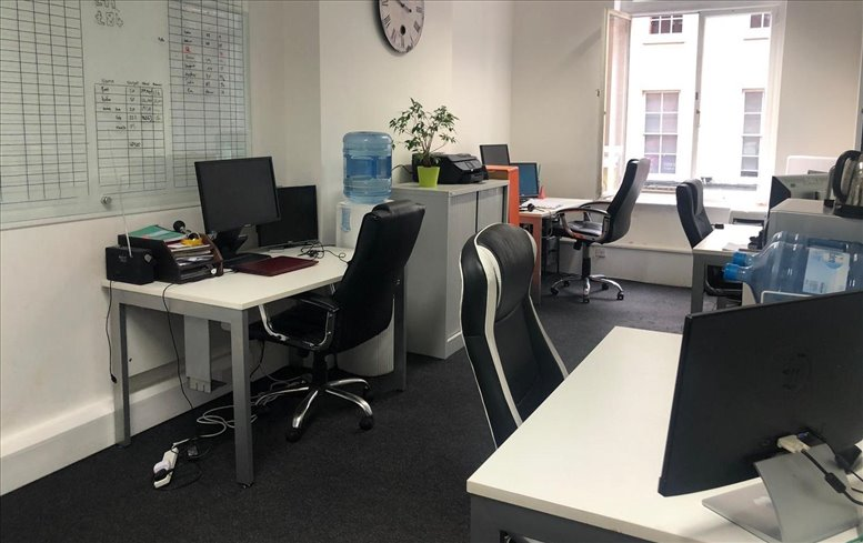Photo of Office Space available to rent on 9 Great Newport Street, Covent Garden