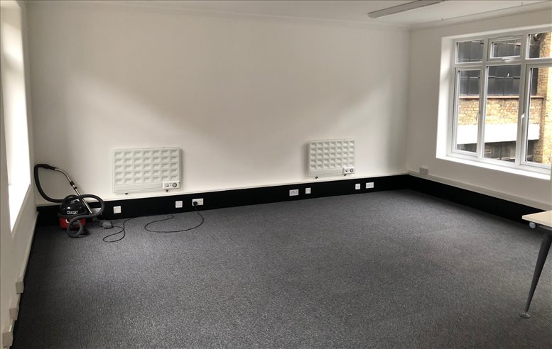 Photo of Office Space on 8 Denmark Street, London West End