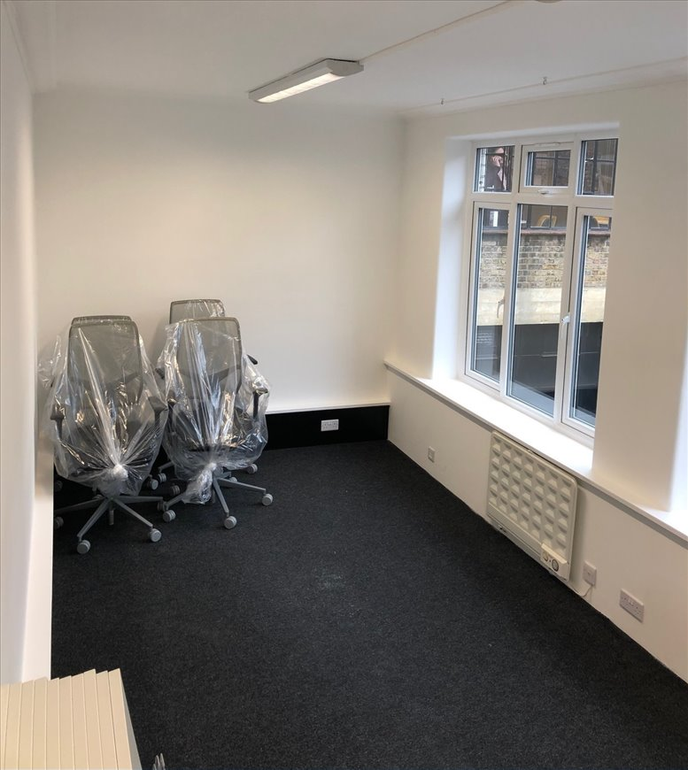 Office for Rent on 8 Denmark Street, London West End