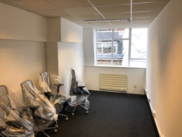 Rent West End Office Space on 8 Denmark Street, London