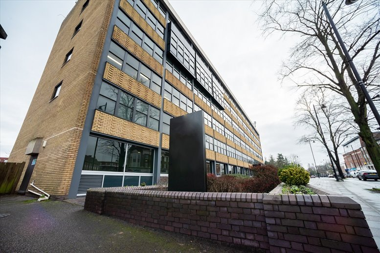 Southgate Office Space for Rent on The Grange, 100 High Street