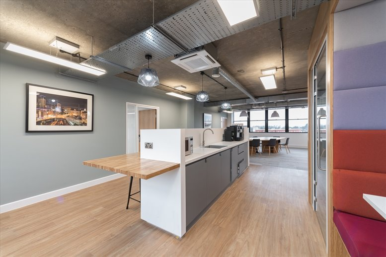 Rent Southgate Office Space on The Grange, 100 High Street