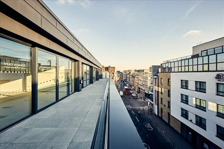 70 White Lion Street, London Office for Rent Angel