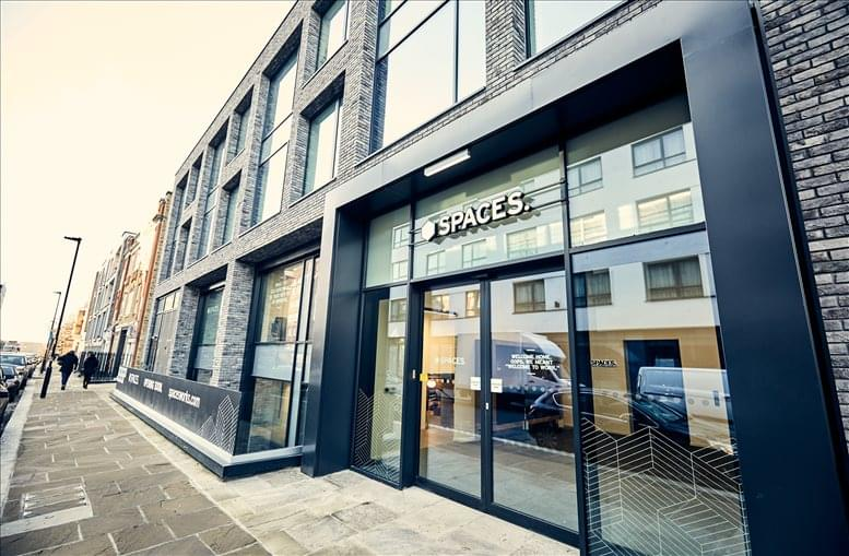 Picture of 70 White Lion Street, London Office Space for available in Angel