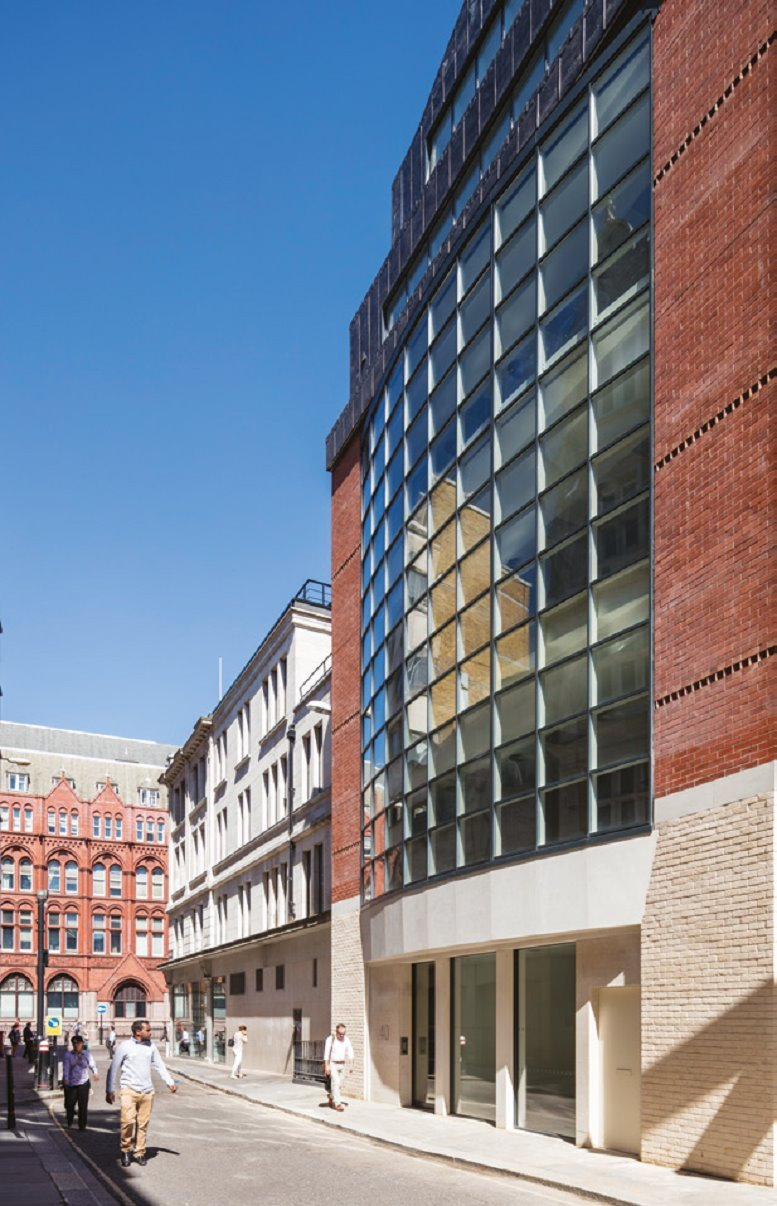 40 Furnival Street, Holborn Office Space Chancery Lane