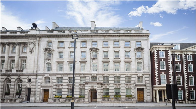 83 Pall Mall Office Space St James's Park