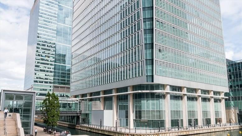 Photo of Office Space on 30 Churchill Place, London - E14