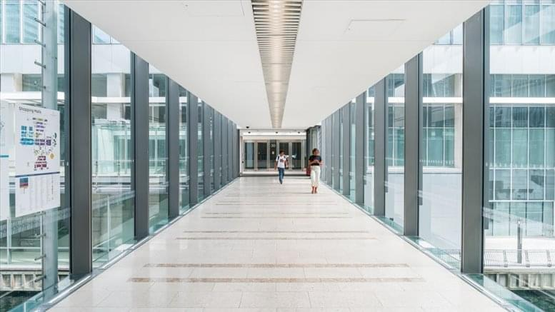 Photo of Office Space on 30 Churchill Place, London Canary Wharf