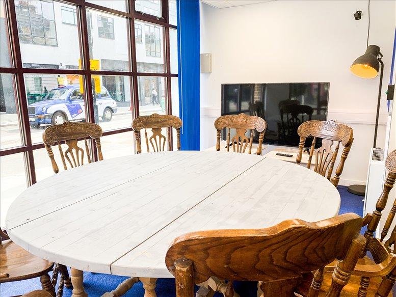 Photo of Office Space on 33-35 Praed Street, Paddington - W2