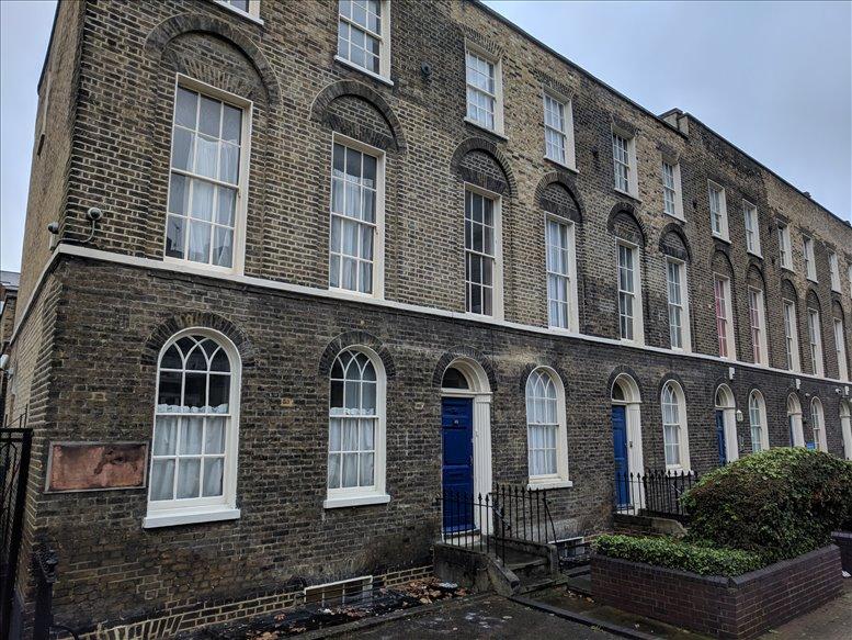 Photo of Office Space on 55 Philpot Street, Whitechapel Whitechapel